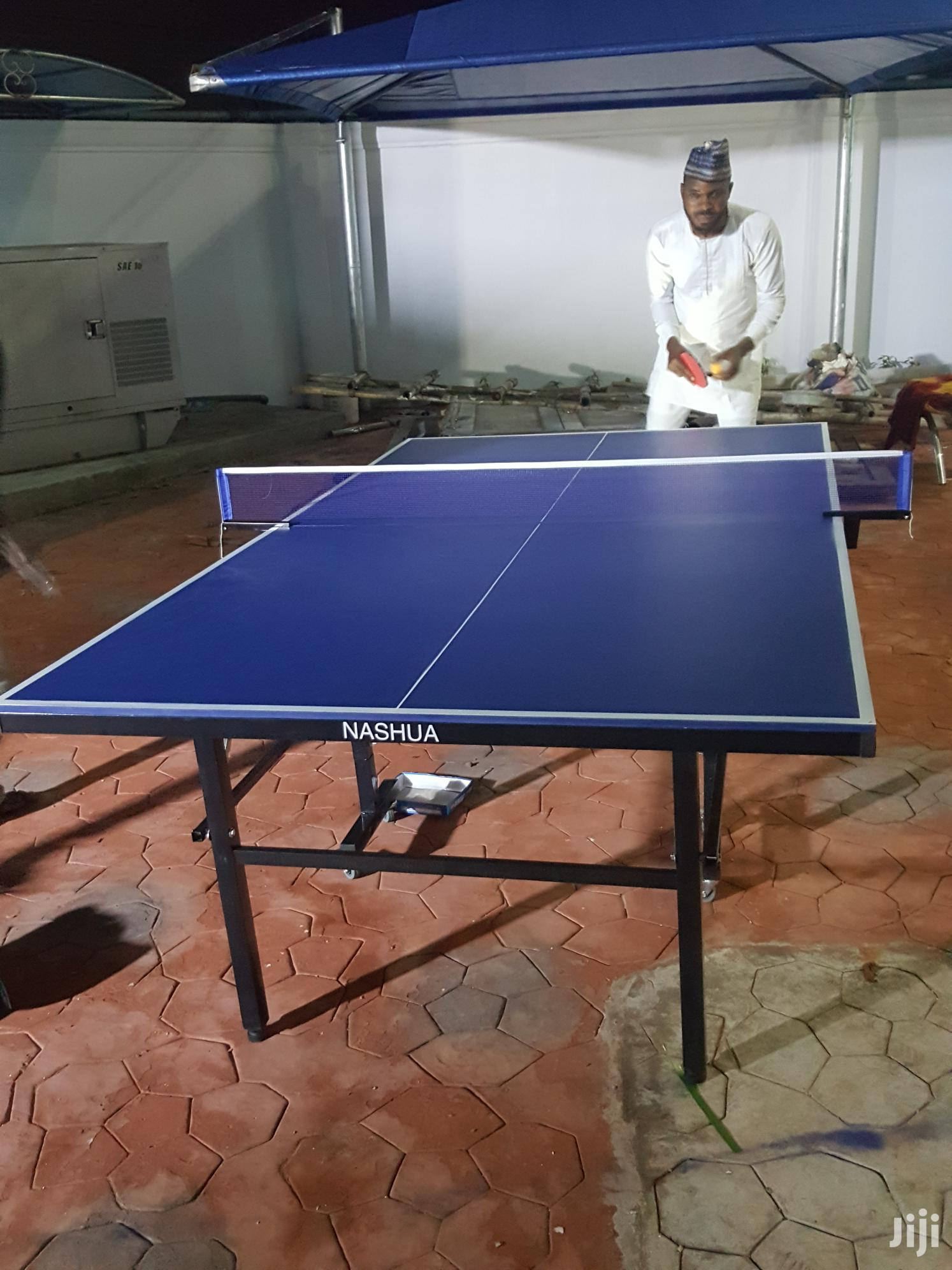 Outdoor Table Tennis Board | Sports Equipment for sale in Surulere, Lagos State, Nigeria