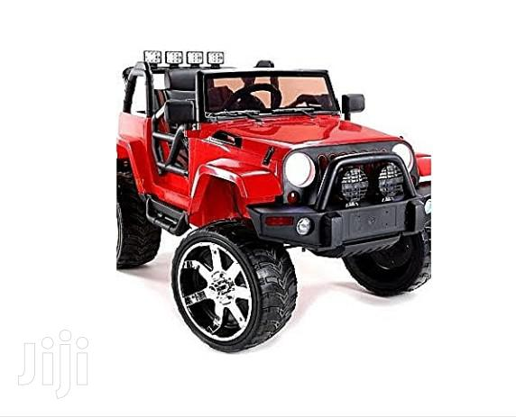 Jeep Wrangler Children Ride on Cars | Toys for sale in Asokoro, Abuja (FCT) State, Nigeria