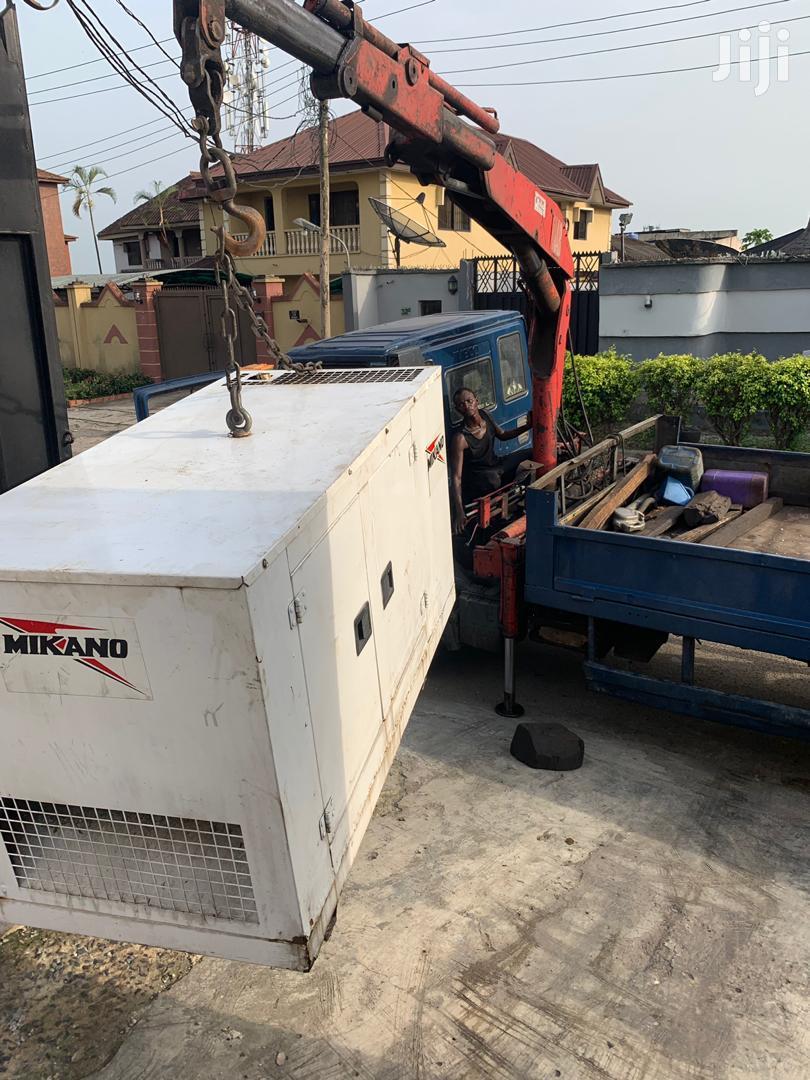 Hiab For Hire | Logistics Services for sale in Victoria Island, Lagos State, Nigeria