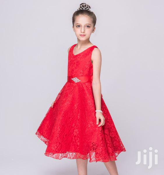 High Quality Girls Ball Gown Birthday/Party Dresses