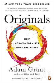 Originals By Adam Grant | Books & Games for sale in Lagos State, Ikeja