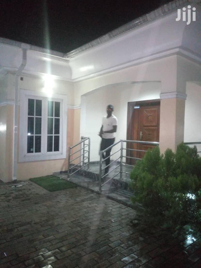 European Luxurious 4bedroom Bungalow For Sale In Woji By Nvigwe Estate | Houses & Apartments For Sale for sale in Port-Harcourt, Rivers State, Nigeria