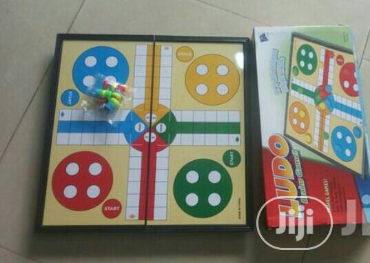 Foreign Ludo Game