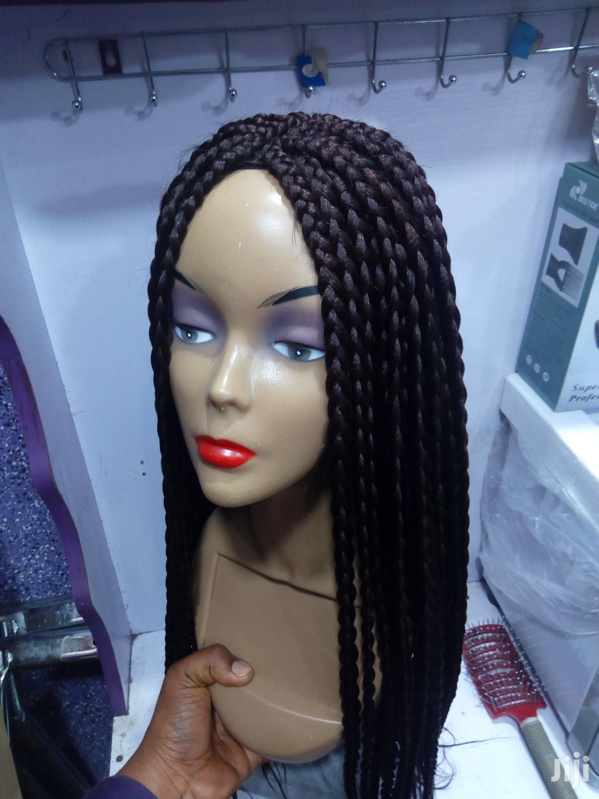 Loosed Braids Quality Wig