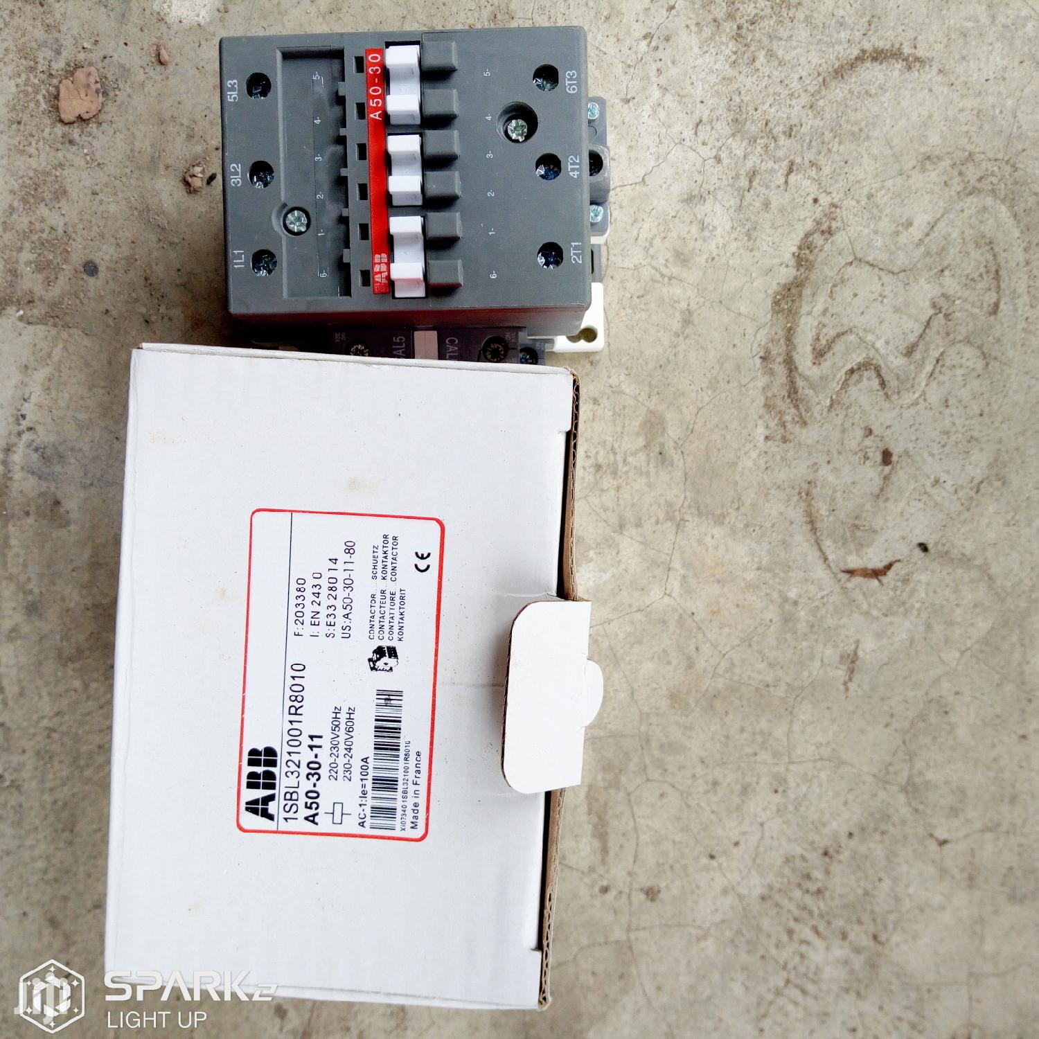 A50-30-11 Abb Contactor | Electrical Equipment for sale in Ojo, Lagos State, Nigeria