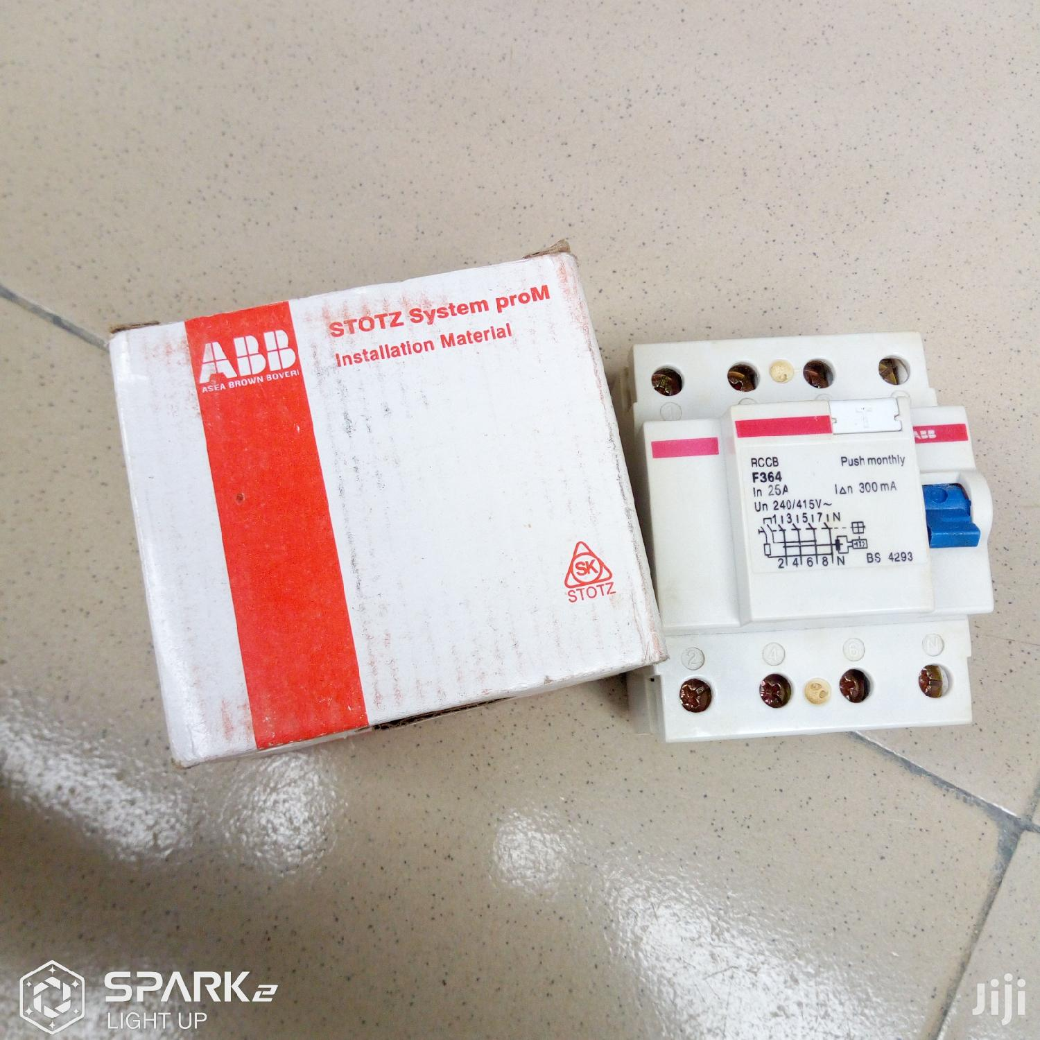 Abb Elcb Breaker | Electrical Equipment for sale in Ojo, Lagos State, Nigeria