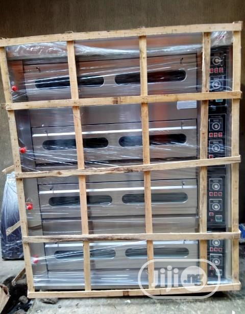 All Bakery Equipment With 1bag Mixer & 1bag Oven