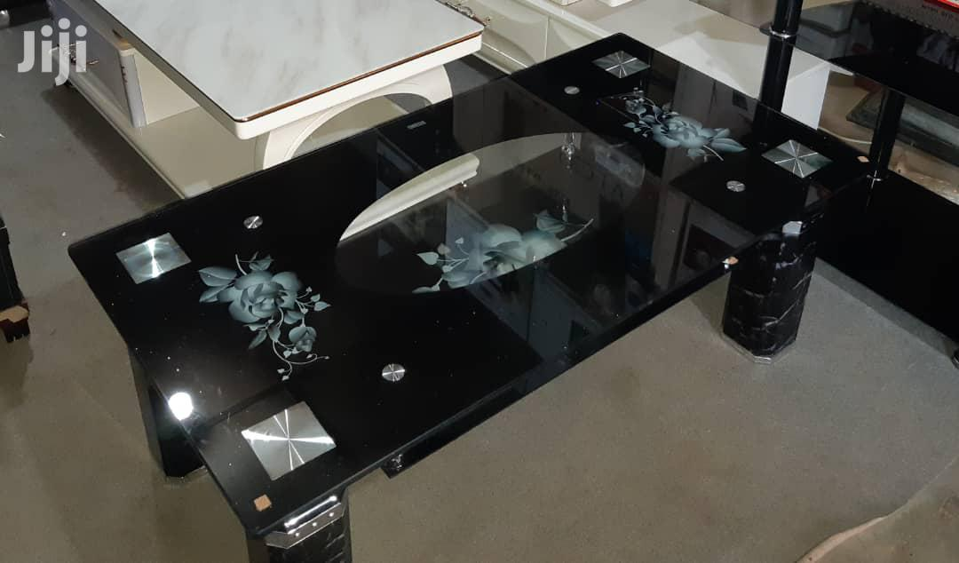 Archive: Original Glass Center Table