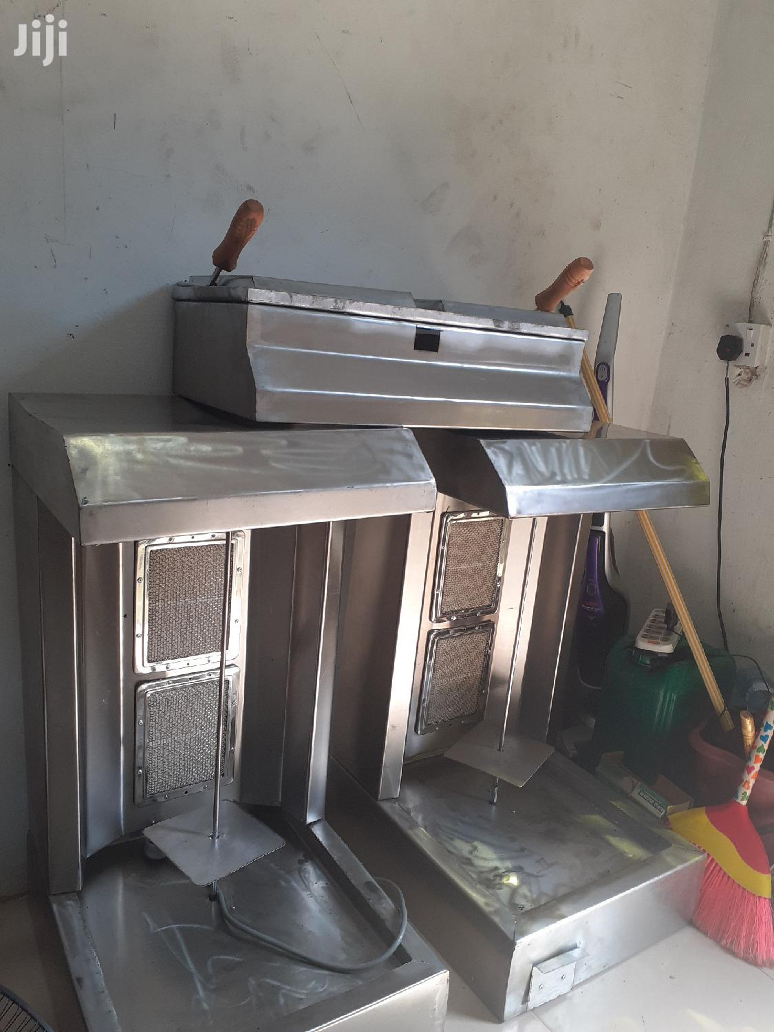 Shawarma Machine And Toaster Grill in Lagos State ...