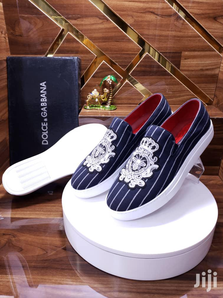 dolce gabbana shoes for men