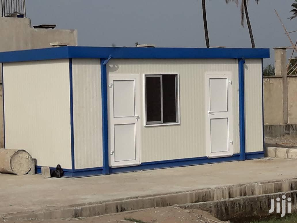 Portable Cabin Modular Structures For Sale.