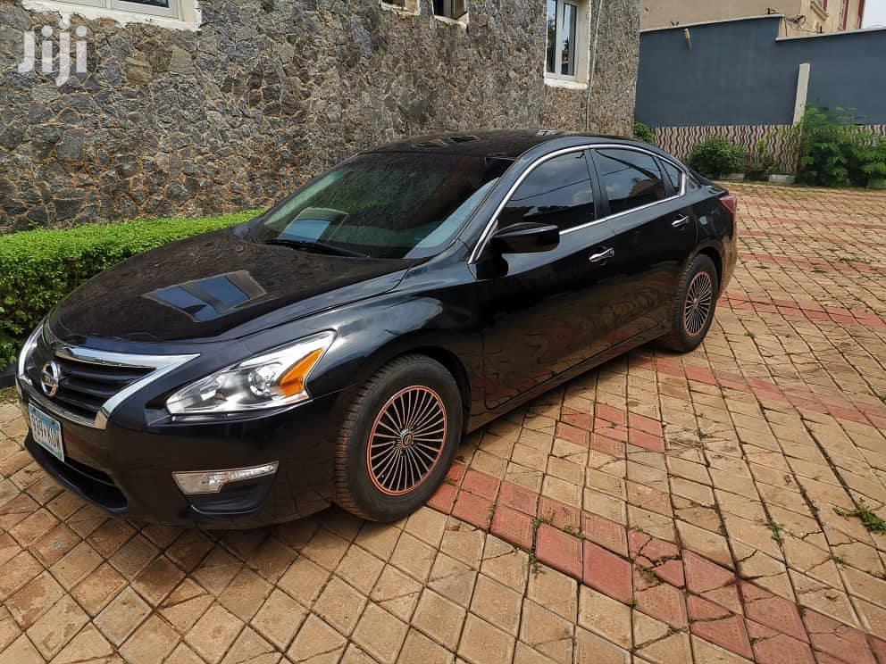 Nissan Altima 2015 Black   Cars for sale in Alimosho, Lagos State, Nigeria