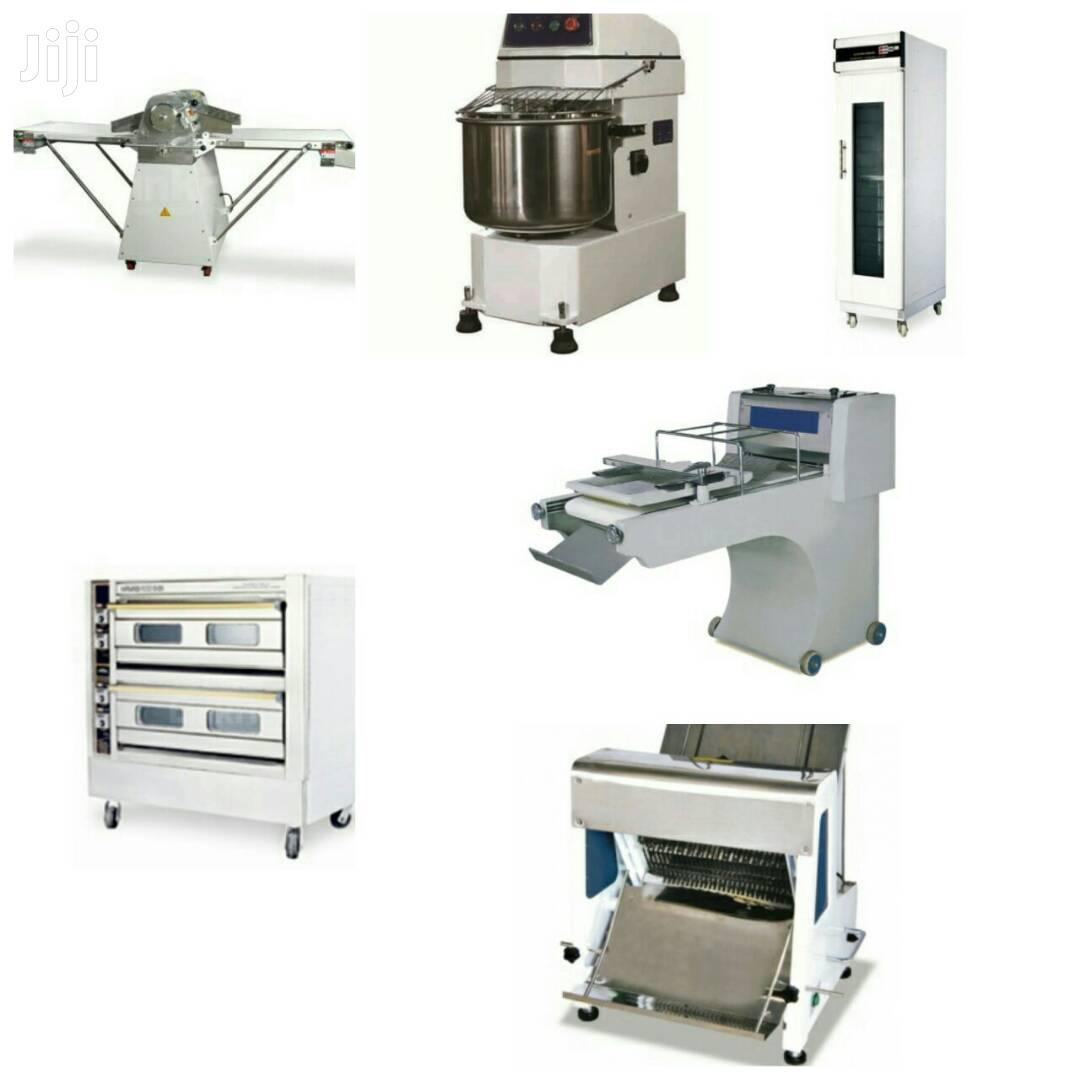 All Bakery Equipment