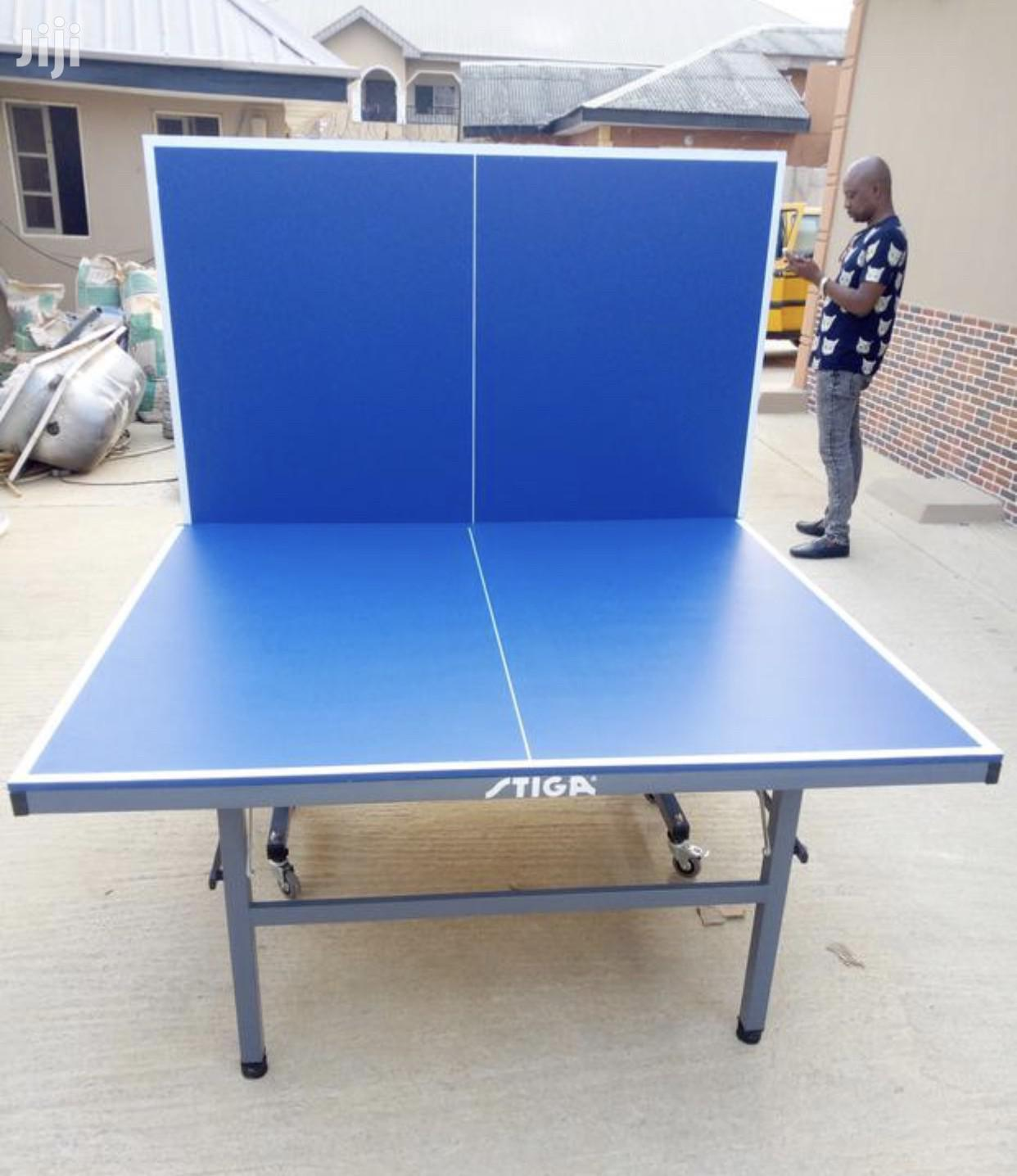 Stiga Outdoor Table Tennis Board (Water Resistant)