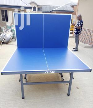 Stiga Outdoor Table Tennis Board (Water Resistant) | Sports Equipment for sale in Rivers State, Port-Harcourt