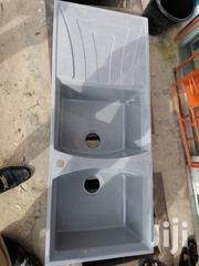 Korean Caramic Double Sink | Building Materials for sale in Lagos State, Mushin