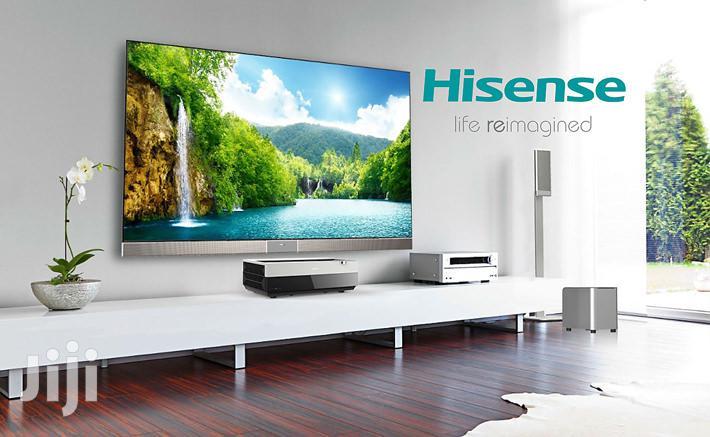 Archive: Hisense 50-inch LED Full HD TV 50N2176F + 12 Months Warranty in Amuwo-Odofin - TV & DVD Equipment, Emmanuel Okpala   Jiji.ng