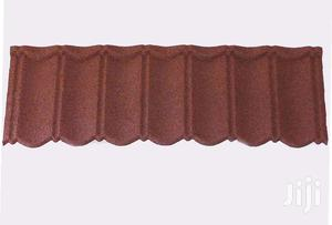 Wine Coffee Brown Bond Classic Stone Coated Roofing Tiles   Building Materials for sale in Lagos State, Ibeju