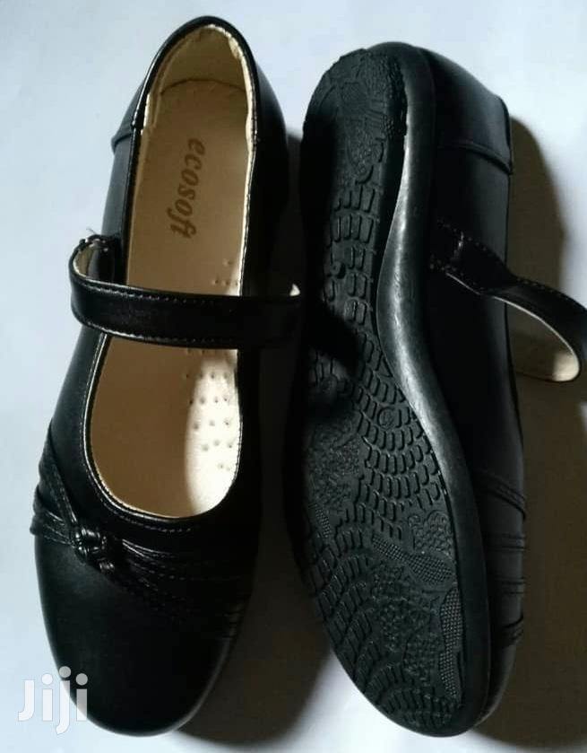 Black School Shoes | Children's Shoes for sale in Ikeja, Lagos State, Nigeria