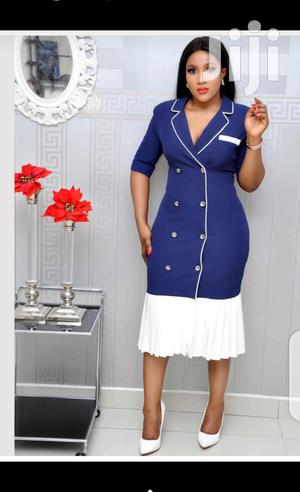 Latest Trendy Pleated Blazer Dress   Clothing for sale in Lagos State, Ikeja