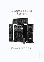 Deboss Bluetooth Sound System | Audio & Music Equipment for sale in Lagos State, Amuwo-Odofin
