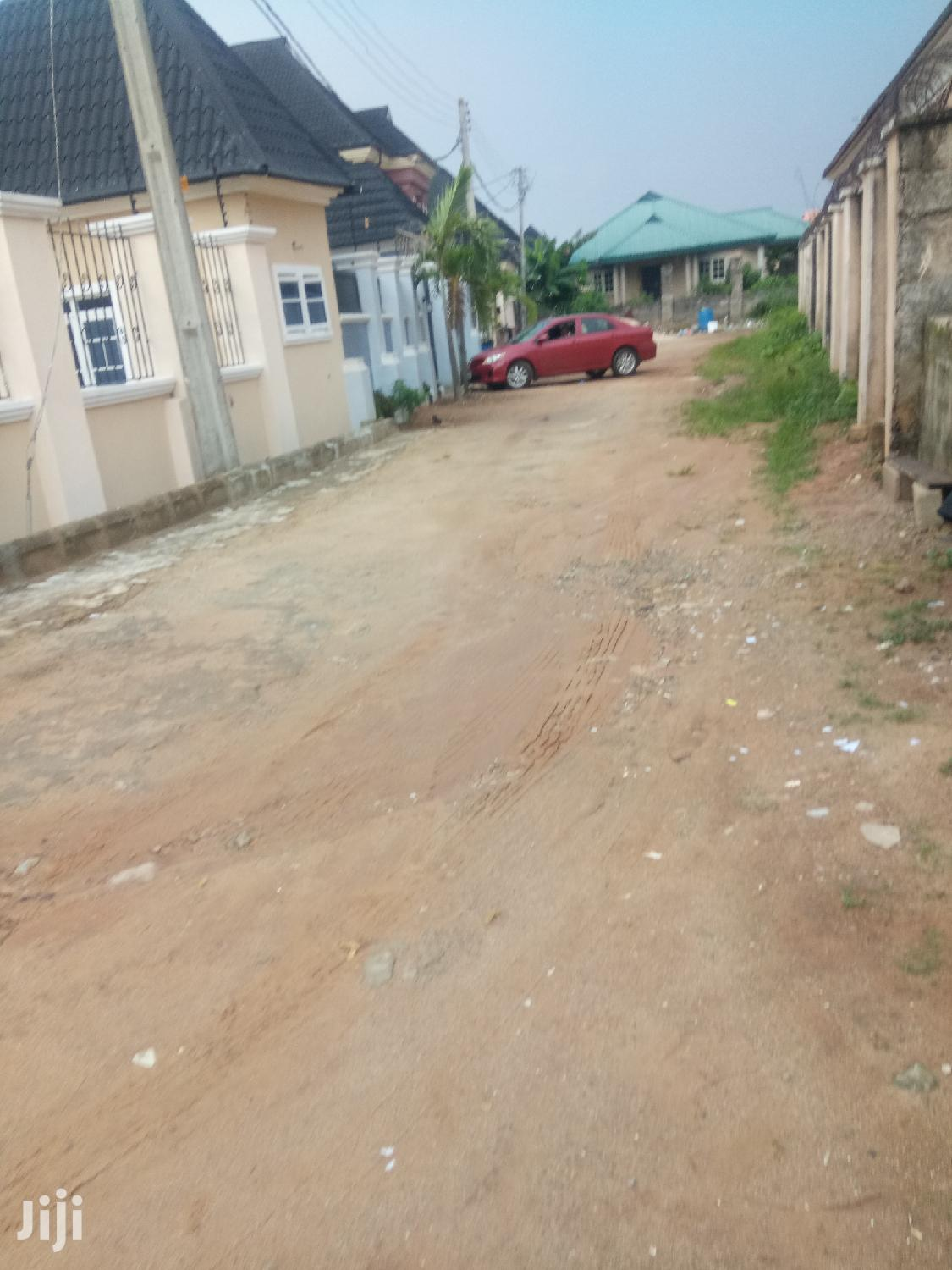 Leveled Genuine Plot Of Land Measuring 100X100FT For Outright Sale