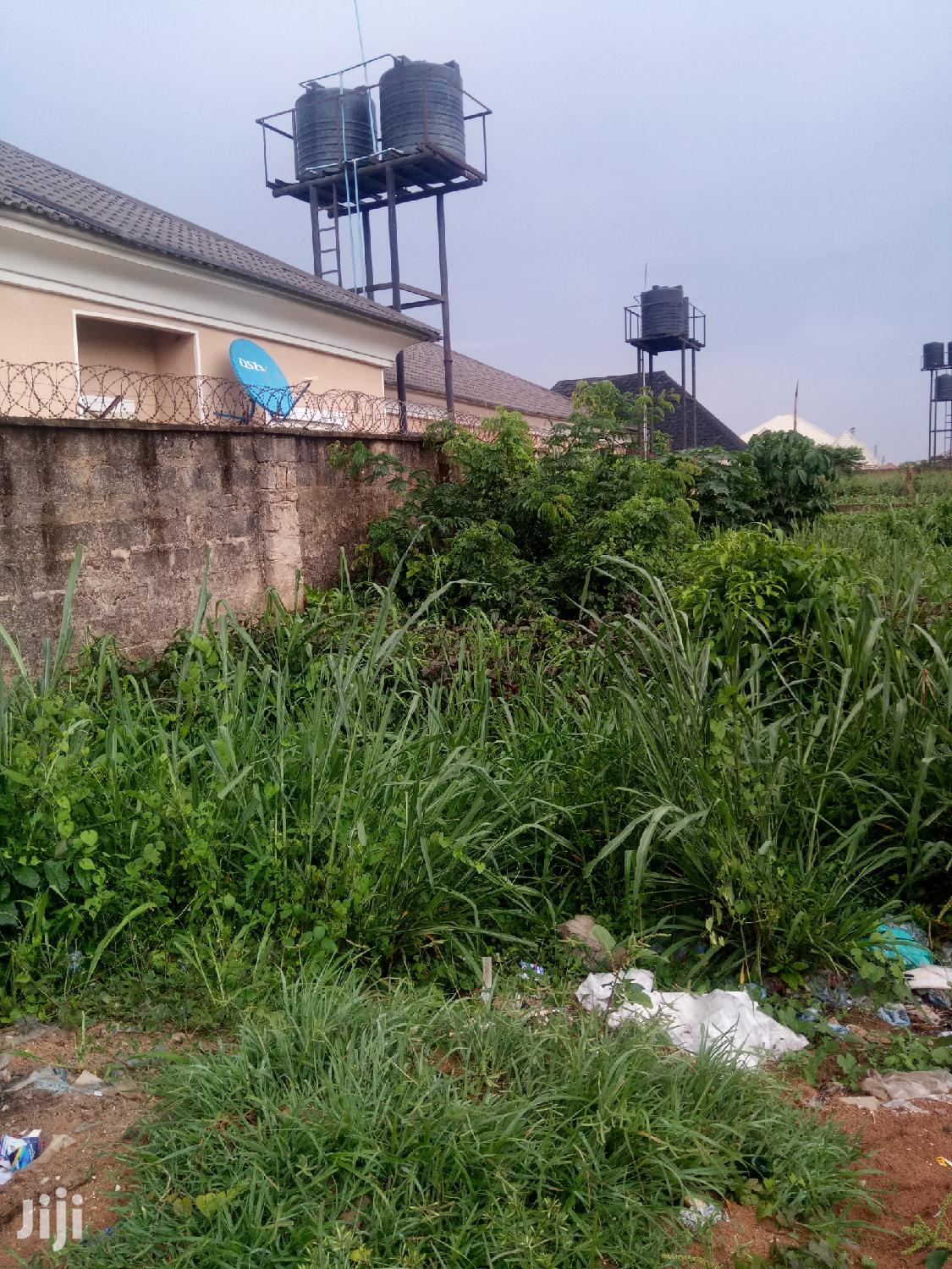 Leveled Genuine Plot Of Land Measuring 100X100FT For Outright Sale | Land & Plots For Sale for sale in Benin City, Edo State, Nigeria
