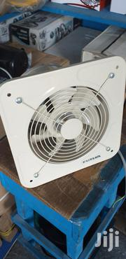 "6"" Iron Extractor Fan 