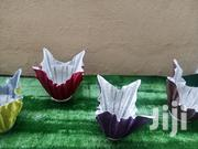 Exterior Fabric Infused Polymer Vase Planter For Sale | Home Accessories for sale in Akwa Ibom State, Esit-Eket