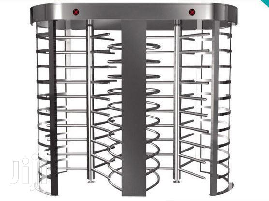 Automated Security Card Reader Turnstiles BY HIPHEN