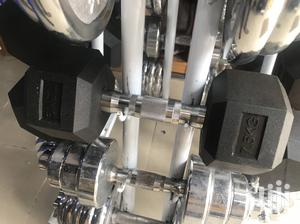 A Pair Of 5kg Dumbell | Sports Equipment for sale in Lagos State, Apapa