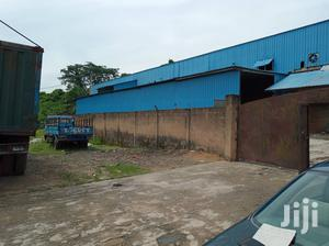 Warehouse On Over 1 Acre At Felele Area Lagos-ibadan Road | Commercial Property For Sale for sale in Oyo State, Ibadan
