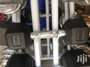 A Pair of 5kg Dumbell | Sports Equipment for sale in Lagos State, Surulere