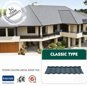 Long Lasting Waji Bond And Classic Stone Coated Roof Tiles | Building Materials for sale in Lagos State, Maryland