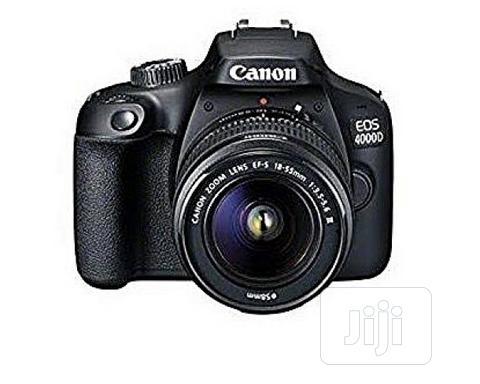 Canon 18-55mm Lens (4000D)