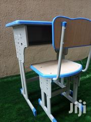Affordable And Quality Metal Desk And Chair | Furniture for sale in Lagos State, Ikeja