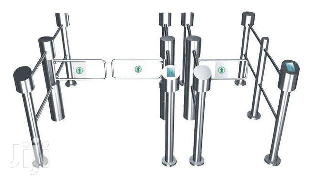 Automatedturnstile Swing Gate Access Control BY HIPHEN SOLUTIONS