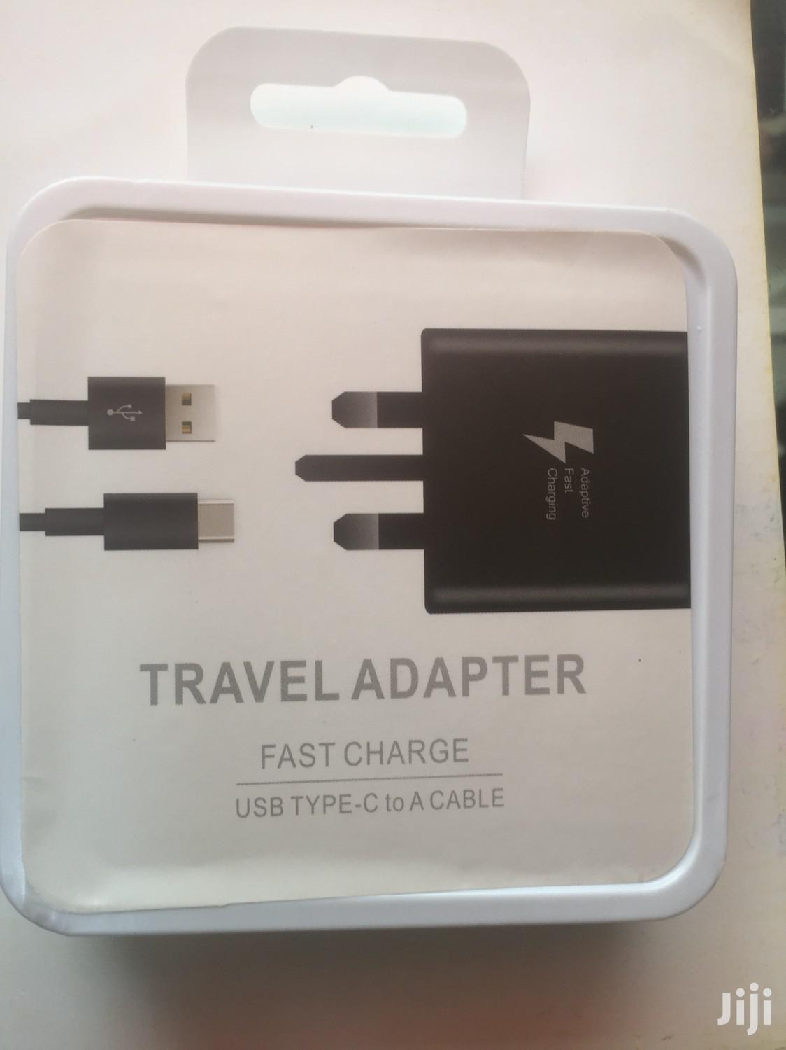 Samsung Type C Charger.