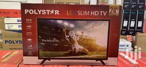 Polystar LED Slim HD TV   TV & DVD Equipment for sale in Lagos State, Ikeja