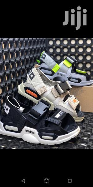 """Adidas Sandals""""2019 Design in Ifako"""