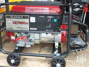 Elemax Generator Japan SH7000DX   Electrical Equipment for sale in Rivers State, Port-Harcourt