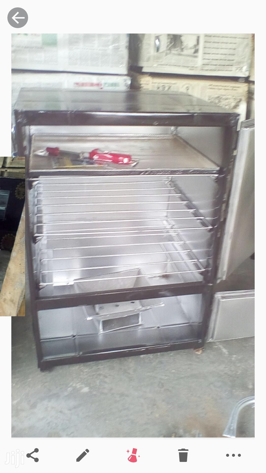 Easytech Enterprises Charcoal And Gas Oven | Industrial Ovens for sale in Ilorin West, Kwara State, Nigeria