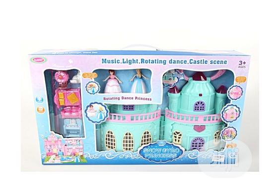 Archive: So'toys Doll Castle With Music And Light