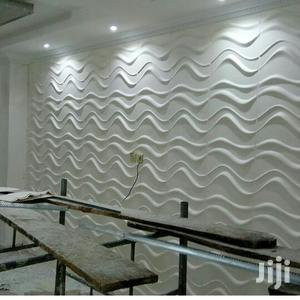 Installation Of 3d-wall Coverings Wallpapers, Window Blinds | Building & Trades Services for sale in Lagos State, Magodo