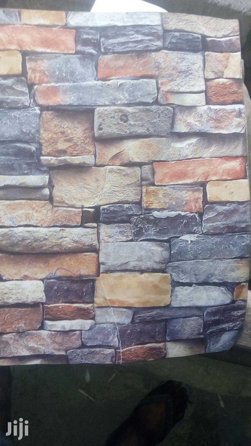 3D Bricks Wallpaper