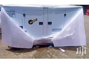 BRAND NEW ORIGINAL PERKINS 15kva Soundproof Diesel Generator 15kva   Electrical Equipment for sale in Lagos State, Ojo