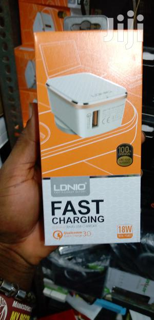 Ldnio 18W Fast Charger | Accessories for Mobile Phones & Tablets for sale in Lagos State, Ikeja