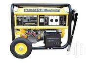 Constant Elepaq Key Starter Gasoline Generator SV22000E2 10KVA | Electrical Equipment for sale in Lagos State, Amuwo-Odofin