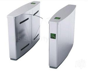 Automatic Turnstiles Bi Direction Flap Barrier Gate By Hiphen | Safetywear & Equipment for sale in Gombe State, Gombe LGA