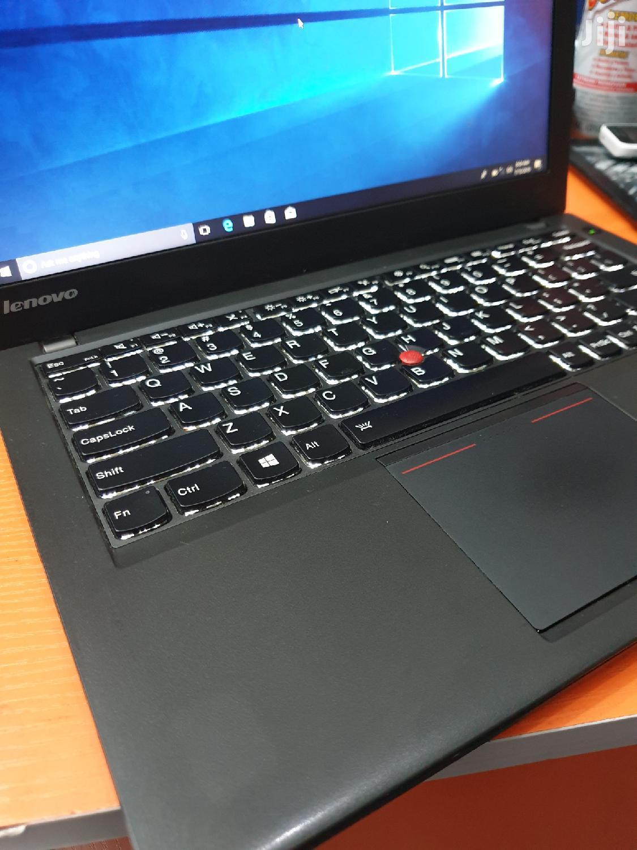 Laptop Lenovo ThinkPad T450 8GB Intel Core I5 SSD 500GB